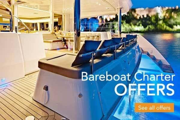no crew bareboat Catamaran Charter Croatia