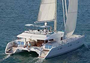 Luxury Crewed Catamaran Charter Croatia