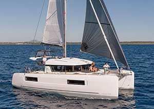 Skipper Catamaran Charter Croatia