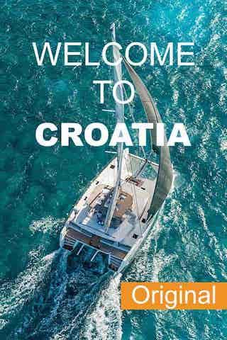 Catamaran Charter Croatia mobile
